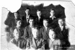 Кабанье 1945-1946 учебный год