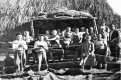 Кабанье 1954 г. На полевом кирпичном заводе
