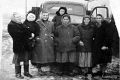 Труженицы села Кабанье