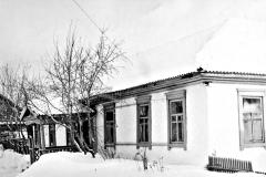 Улица Октябрьская,бывший горсовет, а потом - музыкальная школа, Теперь на этом месте дом А.Ф. Негодяева