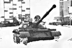 танк который сносил старый элеватор