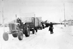 1962год 7ноября. Сельхозтехника